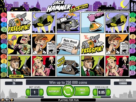 jack hammer game