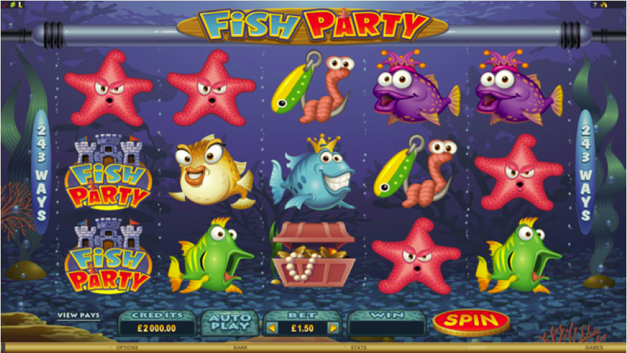 Fish-Party